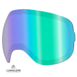 X2 Replacement Lens - LUMALENS GREEN IONIZED