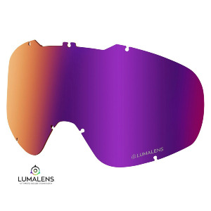 DX2 Replacement Lens - LUMALENS PURPLE IONIZED