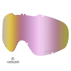 DX2 Replacement Lens - LUMALENS PINK IONIZED