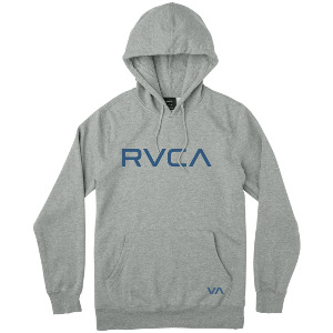 BIG RVCA PO HOODIE - ATHLETIC