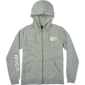BALANCE REFLECT VA SPORT ZIP - GREY NOISE
