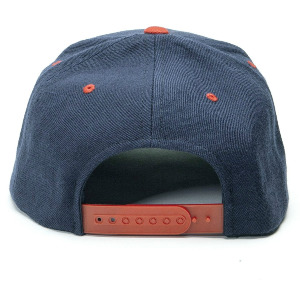 PURE SNAPBACK - NAVY/RED