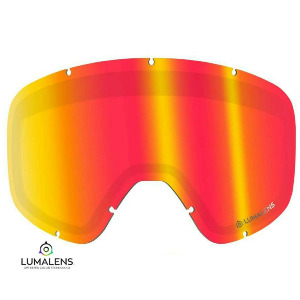 D1 OTG Replacement Lens - LUMALENS RED IONIZED