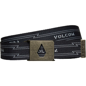 STONE CUT WEB BELT - BLACK