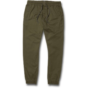 FRICKIN MODERN TAPERED JOGGER PANT - MILITARY