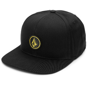 Quarter Twill Cap - GOLD
