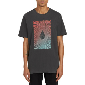FLOATION S/S TEE - BLACK