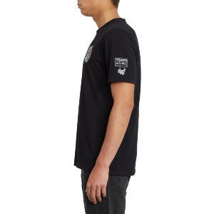 FREAKS CITY FA SS TEE - BLACK