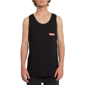 TRAP LTW TANK - BLACK