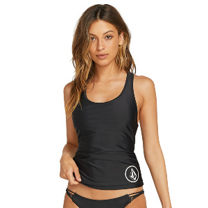 SIMPLY CORE TANKINI - BLACK