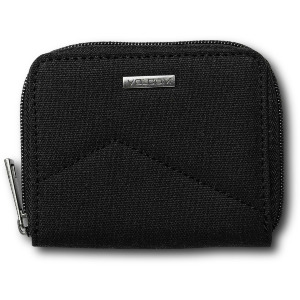 VOLENTRY WALLET - BLACK