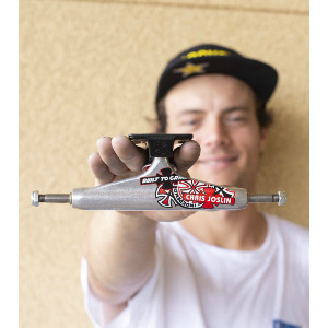 forged hollow chris joslin - Standard silver black 149