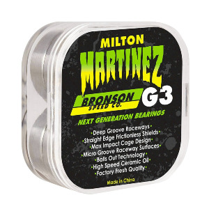 G3 Bearings - Milton Martinez