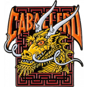 STEVE CABALLERO STREET DRAGON PIN - ASSORTED