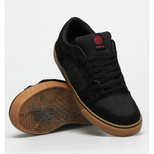 HEATLEY - BLACK GUM RED
