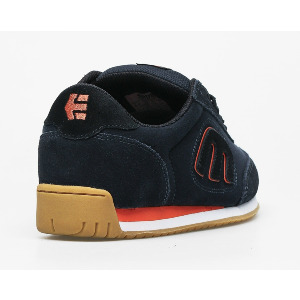 LO-CUT II LS - NAVY/BLACK/ORANGE