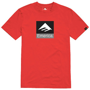 CLASSIC COMBO TEE - RED