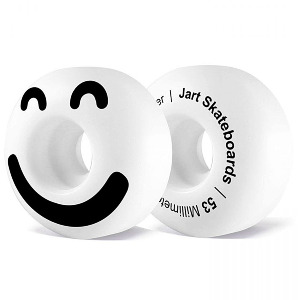 Be Happy 53mm 102A - White