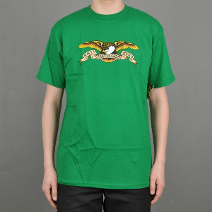 EAGLE TEE - KELLY GREEN