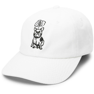 STONE WONDER DAD HAT - WHITE