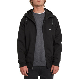 RAYNAN UPDATE JACKET - BLACK
