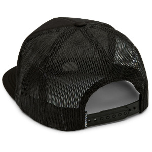 FULL FRONTAL CHEESE CAP - BLK