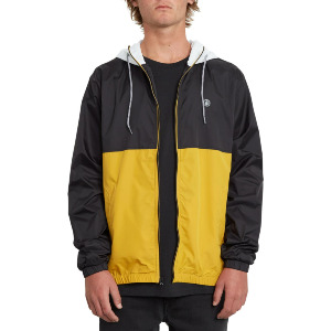 ERMONT JACKET - GOLD