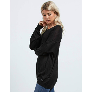 SIMPLY STONE LS - BLK