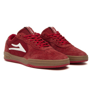 ATLANTIC - RED/GUM SUEDE