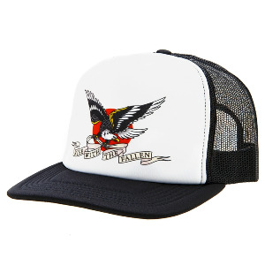 Eagle Trucker Cap - Black