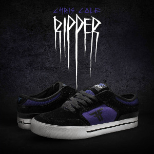 Ripper - Chris Cole Black/Purple