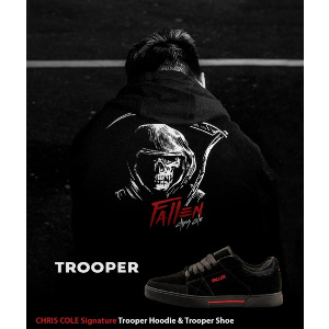 Trooper Tee - Black