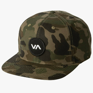 VA PATCH SNAPBACK - CAMO