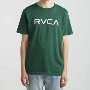 BIG RVCA SS - GREEN