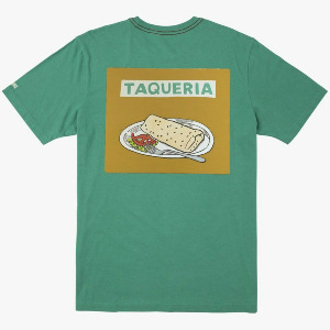 TAQUERIA SS - VINTAGE GREEN