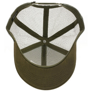 TICKET TRUCKER II HAT - OLIVE