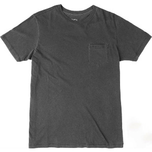 PTC 2 PIGMENT T-SHIRT - PIRATE BLACK