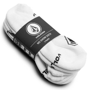 STONES NSHW SOCK 3Pack - WHITE