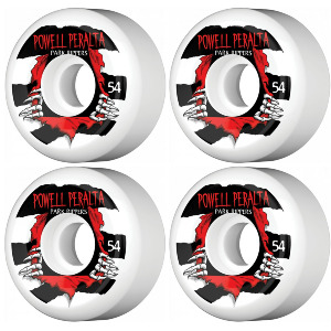 PARK RIPPER - 103A 54mm WHITE