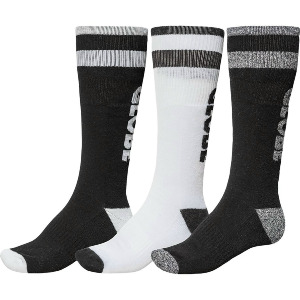 Stonningtone Long Sock 3 Pack - Assorted
