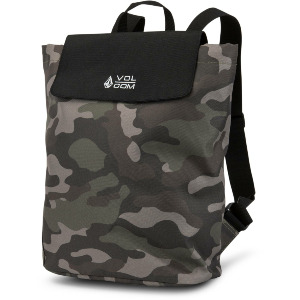 STAMPED STONE BACKPACK - CAMOUFLAGE