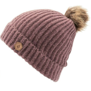 LULA BEANIE - ROSE WOOD