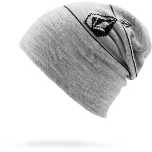 DEADLY STONES BEANIE - HEATHER GREY