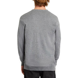 UPERSTAND UP SWEATER - HEATHER GREY