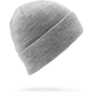 FAVORITE BEANIE - HEATHER GREY