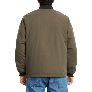 LOOKSTER JACKET - LEAD