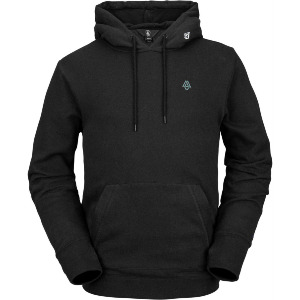 DI PULLOVER FLEECE - BLACK COMBO