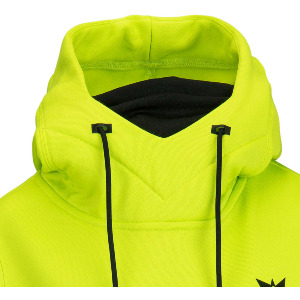 SPRING SHRED HOODY - LIME