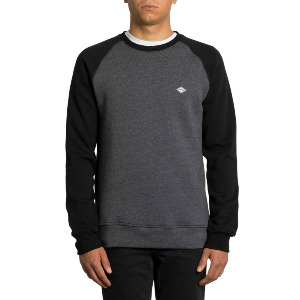 HOMAK CREW - HEATHER GREY
