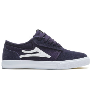 GRIFFIN KID'S - PURPLE SUEDE